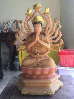 Antique Quan Yin For Sale