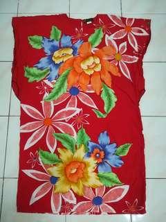 Batik dress #KayaRaya