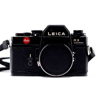 Leica R3 Black Film SLR Camera
