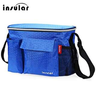 Insular Portable Waterproof Babies Diaper Bag