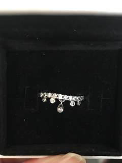 PANDORA Chandelier Droplets Ring *NEW*