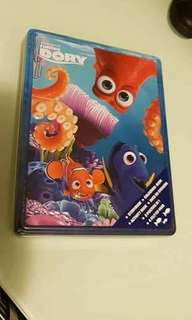 Disney finding dory activity box.