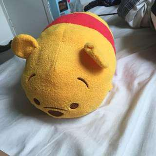 Authentic Pooh Bear large Tsum Tsum