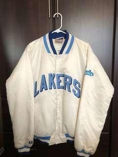 Lakers Snap Jacket
