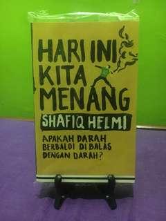 Hari Ini Kita Menang; Shafiq Helmi (Lejen)