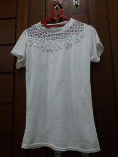 Hot promo White T shirt