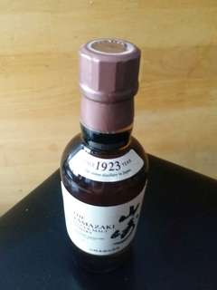 【日本威士忌】山崎 (細酒 180ml)