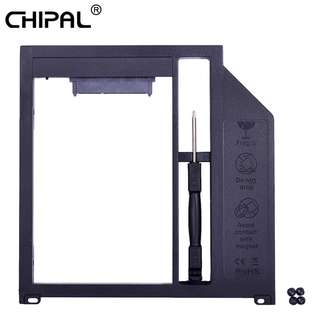 CHIPAL 2nd SSD Or HDD Caddy for Macbook Apple