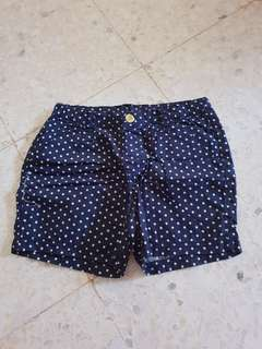 H&M Kids Polka-Dot Shorts
