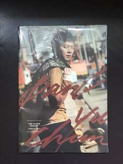 🈹️愛絕版 The JYJ Magazine No.3 Park YuChun Photobook 朴有天
