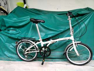 Famous Dahon Dream foldable bike