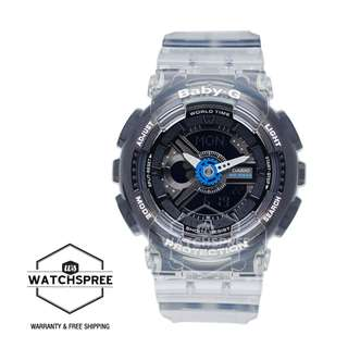 FREE DELIVERY *CASIO GENUINE* [BA110JM-1A] 100% Authentic with 1 Year Warranty! BA-110JM1A BA-110JM-1A BA110JM1A