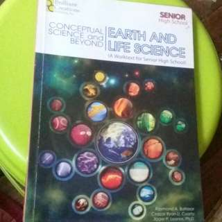 Gr. 11 Earth and life science