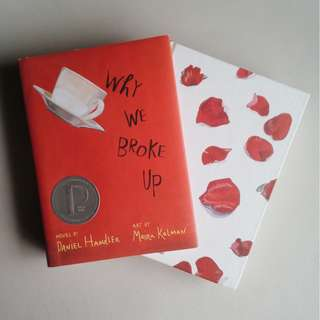 Why We Broke Up (Hardbound)
