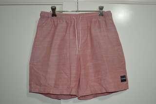 Hurley salmon shorts