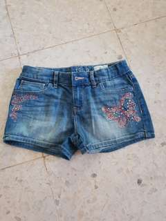 Gap Girls' Denim Short