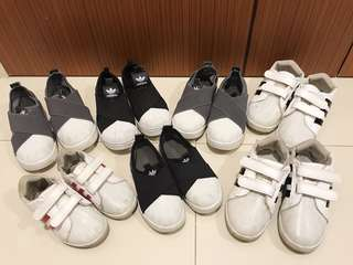 Sneakers Full Set Only $60