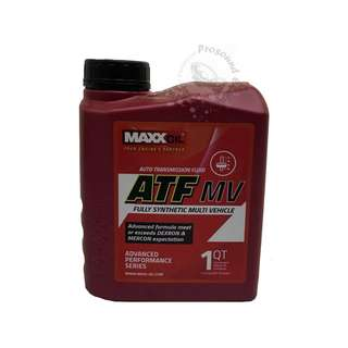 MAXXOIL FULLY SYNTHETIC MULTI VEHICLE (ATF MV) 1 LITRE