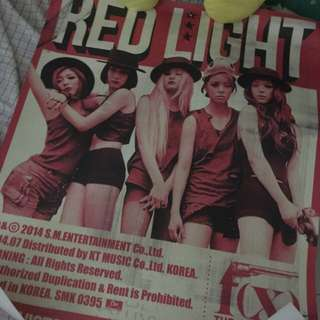 Official F(x) Poster