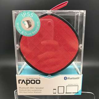 🚚 RAPOO A200 Bluetooth speaker mini 雷柏 藍牙喇叭