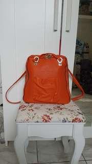 🎯Convertible Backpack + handbag
