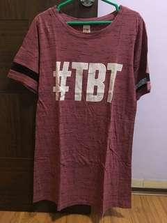 Mini Dress #TBT Tees