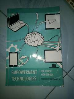 EMPOWERMENT TECHNOLOGIES SHS TEXTBOOK