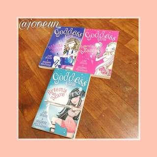 Goddess Girls Books 1-4