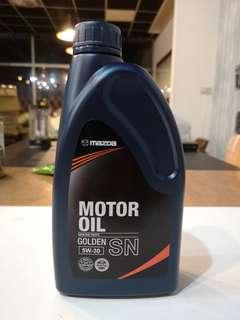 馬自達5W30原廠機油 出光 有8罐