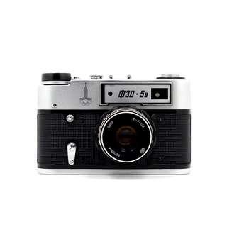 FED 5B Film Camera
