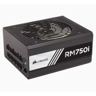 Corsair RMi Series 750W Digital Full Modular, 80 Plus Gold