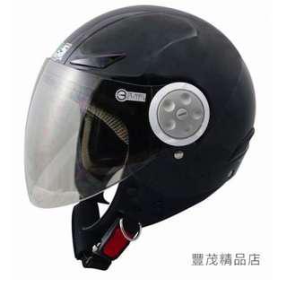 🚚 GP-5 322 類YAMAHA款 小帽款 3/4罩式 半罩 安全帽 素色 『豐茂機車材料精品店』