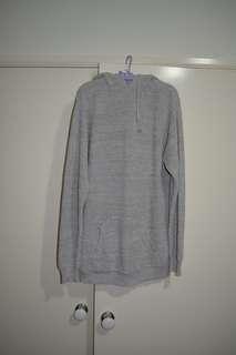 Billabong grey hoodie
