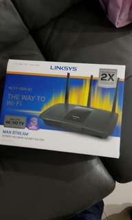 LinkSys Max Stream 3000 wireless router