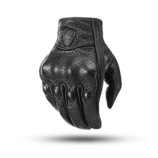 🚚 YSDL 哈雷 手套 防摔 短手套 山羊皮 皮革 夏季 透氣 手套 短版型手套