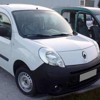 Rent Van: days rental!