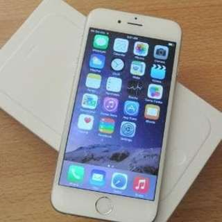 Iphone 5S 16 GB Silver Second