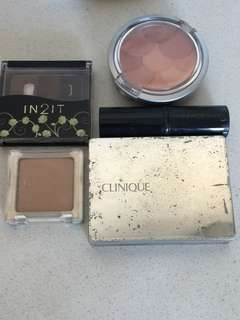 Various Authentic Branded Used Makeup