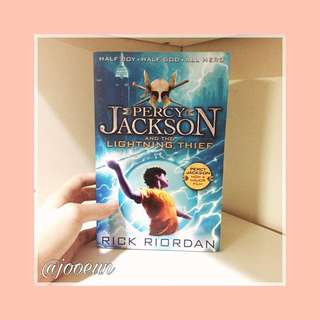 #HariRaya35 Percy Jackson And The Lightning Thief