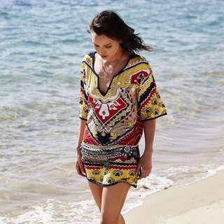✨ Tigerlily Eagle has Landed Tunic Dress