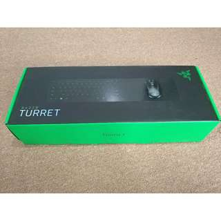 Razer Turret Keyboard & Mouse Wireless Muluss