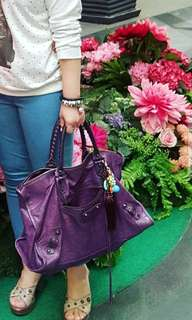 Balenciaga work bag authentic