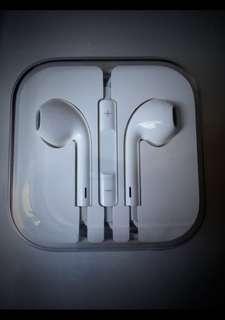 全新apple earpods