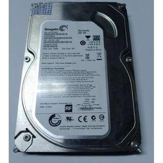 Seagate ST500DM002 HDD 500GB SATA Internal Hard Drive