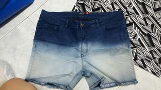 Plus size short