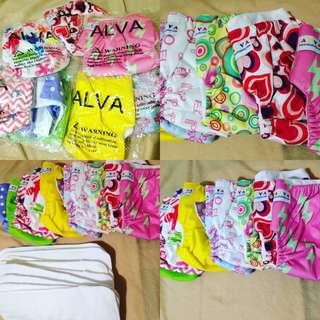 Brand New Alva Cloth Diaper