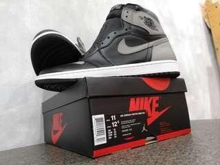 🚚 Nike Air Jordan 1 Shadow US11
