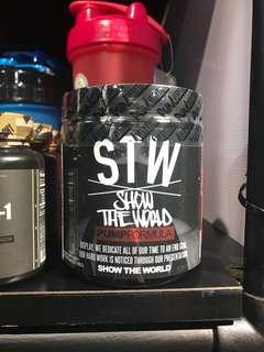 健身產品 訓練前用 PreWorkout 提神 爆炸力 只此一罐