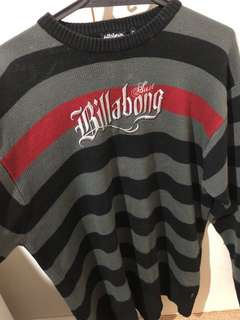 XL Billabong jumper