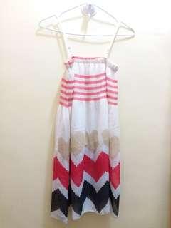 🈹️夏日吊帶連身裙/半截長裙